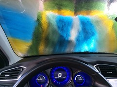 autolavaggio (otoxunghe) Tags: auto italy automobile acqua automatico cruscotto concettuale lavaggio nessuno pulizia parabrezza lavare spazzola pulire rullo autolavaggio concetto veicolo