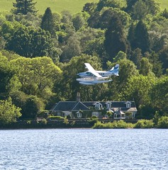 Boat Plane (Traigh Mhor) Tags: june scotland glasgow balloch lochlomond 2016