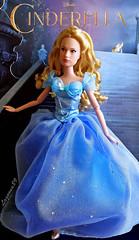 Cinderella (Lagoona89) Tags: disney cinderella ella ds movie collection doll