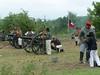 Civil War Reenactment - The Battle of Temple Junction, Temple, Texas (Brynn Thorssen) Tags: temple texas smoke union rifle battle historic confederate civilwar cannon shooting reenactment americanhistory gunfire