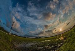 Landscape (souravpaul2) Tags: travel sky india reflection clouds canon landscape assam tinsukia
