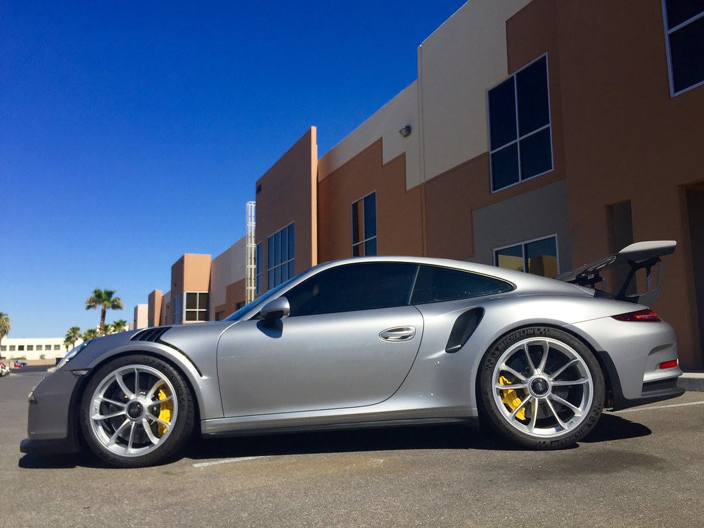 Pro Tect Film Powered By Xpel 2016 Porsche Gt3 Rs