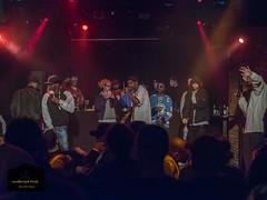 The crew (UnderGod Production) Tags: roi heenok hugo chavez prince henna belmont rap show shot nightlife anticipators ros musique concert