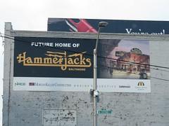 Baltimore 2016 Hammerjacks (wheeltoyz) Tags: street city harbor md maryland crab charm baltimore inner orioles ostend hammerjacks