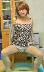 0021 (imeaimi) Tags: japan asian cd transgender crossdresser tg shemale newharf