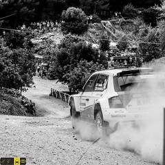 Rally 2016 PS8 Castelsardo Skoda (Autolavaggiobatman) Tags: bn campagna wrc 34 teemu mikko skoda fabia ps8 r5 2016 polvere mondiale castelsardo markkula suninen autolavaggiobatman