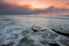 A majestic morning (Avisek Choudhury) Tags: seascape sunrise landscape nc northcarolina gitzo fortfisher kurebeach leefilters nikond800 avisekchoudhury acratechballhead nikon1635mm avisekchoudhuryphotography