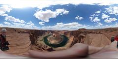 Horseshoe Bend (360) (Stephen T Slater) Tags: arizona usa us williams unitedstates unitedstatesofamerica 360 explore coloradoriver gorge horseshoebend