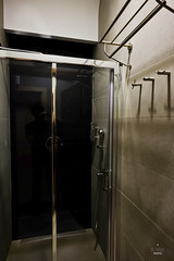 Shower room (A. Wee) Tags: bathroom shower airport room lounge poland warsaw chopin