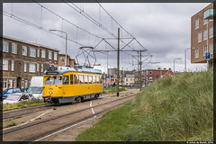 18-06-16 HOVM PCC 1165, Scheveningen, Duinstraat (Julian de Bondt) Tags: scheveningen den tram haag pcc 1165 hovm