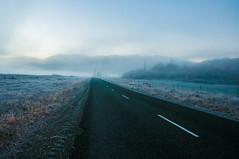 DSC_2572 (vincent-gabriel berger) Tags: new montagne eau lac beaut paysage froid montain brume zeland