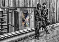 (Dale Michelsohn) Tags: street city wet rain nikon sweden stockholm stage monotone crew skansen fredrik emil solliden d7000 dalemichelsohn
