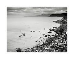 El Escanu (Jaime Martin Fotografia) Tags: sea bw blancoynegro nature landscape monocromo mar asturias