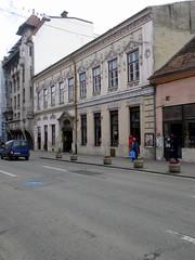 Cluj-Napoca - Napoca street (Bogdan Pop 7) Tags: old city summer architecture europe centre romania transylvania transilvania kolozsvar cluj napoca clujnapoca roumanie 2016 vara erdly erdely kolozsvr ardeal romnia arhitectura klausenburg var arhitectur stradanapoca