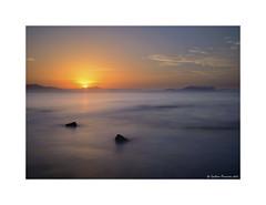 Floating (g.femenias) Tags: longexposure sunset sea sun seascape nature landscape mallorca artà ndfilter sacolòniadesantpere