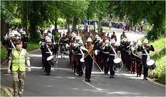 Parade1 (lairig4) Tags: scotland stirling armedforcesday military show kingspark parade music 2016
