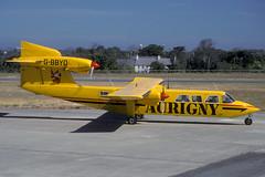 G-BBYO-1-EGJJ-JUN1989 (Alpha Mike Aviation Photography) Tags: jer britten norman jersey brittennorman bn2 trislander aurigny egjj bn2a bn2amkiii aurignyairservice gbbyo