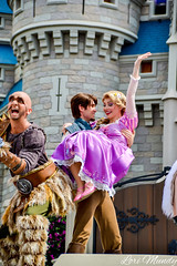 Mickey's Royal Friendship Faire (disneylori) Tags: princess prince disney disneyworld characters wdw waltdisneyworld rapunzel magickingdom tangled disneyprincess disneycharacters disneyprince facecharacters flynnrider mickeysroyalfriendshipfaire