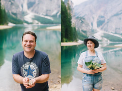 Eddy & Me (Yuliya Bahr) Tags: portrait selfie self girl boy man woman tirol italy mountains water smile happy engagement couple family fotografintirol fotografinsterreich fotografinkaltenbach fotografinbayern streetfashion hat love happiness diptych blue green hochzeitsfotografintirol hochzeitsfotografinbayern hochzeitsfotografinsterreich hochzeitsfotografalm  austria sterreich lifestyle