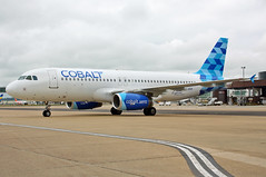 Cobalt Air - 5B-DCR - London Gatwick Airport (LGW/EGKK) (Andrew_Simpson) Tags: uk blue plane canon airplane sussex westsussex unitedkingdom aircraft cyprus aeroplane apron airbus gb co cobaltblue gatwick charter a320 320 cobalt fcb lgw cypriot gatwickairport greatbritian canoncamera planephoto a320200 londongatwick airside charterairline avgeek egkk bmax londongatwickairport 450d 320200 planepic canon450d planegeek fwwik avporn aviationgeek cobaltair a7abr 5bdcr charterfligth
