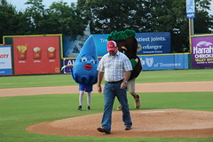 2016 Chattanooga Lookouts Ag Night