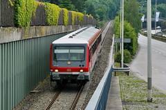 P2320702 (Lumixfan68) Tags: 628 eisenbahn db bahn schnberg hein vt deutsche regio zge triebwagen baureihe dieseltriebwagen verbrennungstriebwagen westfrankenbahn