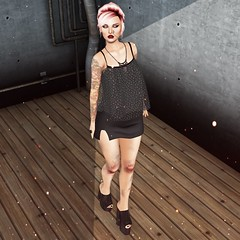 #Post 055 (Mimy Cuttita) Tags: catwa maitreya slink misscanning prtty sg bamboo arise mons blackhaus mynx tattoomania clemmm cf lx empire ross event