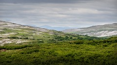 Connemara from the Burren (Michael Foley Photography) Tags: ireland burren coclare galwaybay