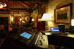 my office 01 (robertmilesdesign) Tags: livemusic gigs recordingstudio bakehouse musicproduction melbournemusic australianmusic markseymour livemixing theundertow australiangigs liverecordings scrapmuseum