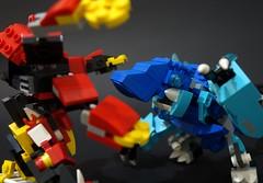 ctvskh03 (chubbybots) Tags: lego kaiju mech pacificrim mixels