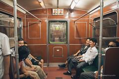 Pyongyang Metro (reubenteo) Tags: city portrait modern underground subway metro propaganda communist communism kimjongil northkorea bombshelter pyongyang dprk kimilsung kimjongun