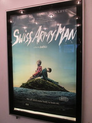 Swiss Army Man 2016 Movie Poster 2040 (Brechtbug) Tags: new york city nyc 2 man film dark movie poster dead army paul for 1 is comedy skin body weekend swiss surrealism daniel or magic under humor dream like surreal it creepy story more than morbid everyone nightmare charming yet hank radcliffe manny better tale bernies realism dano gruesome survivalist definately 2016 2015 revenant charmingly 2013 not gruesomely 07022016