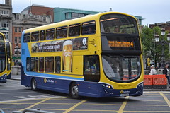 Dublin Bus SG54 142-D-15779 (Will Swain) Tags: dublin 9th june 2016 bus buses transport travel uk britain vehicle vehicles county country southern south east ireland irish city centre sg54 142d15779