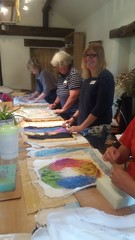 20160706_150931 (Quirky Workshops) Tags: felt art felting quirky workshops marieke tomlin greystoke cycle cafe cumbria ullswater