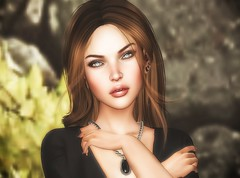 ~Cammie~ (cammieo.resident) Tags: girls portrait background avatars secondlife cammie entwined maitreya meshhead meshbody lelutka larahurley ikoneyes