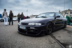 Nissan Silvia S14 (N.D pictures) Tags: car st japan market low domestic crew meet jdm stance japenese nazaire vjs rasso