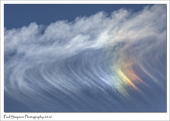 Sky colours (Paul Simpson Photography) Tags: england cloud nature weather clouds rainbow colours bluesky naturalworld photosof imageof photoof imagesof sonya77 paulsimpsonphotography july2016