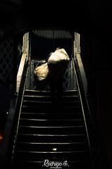 (Rodrigocolagrossi) Tags: argentina night tren puente persona noche buenosaires nikon perfect shoot retrato reflejo estacion shooting escaleras noch trabajador perfecto nig peatonal vicentelopez d5100 nikond5100
