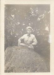 Scan_20160716 (38) (janetdmorris) Tags: world 2 history monochrome century america vintage army hawaii us war pacific military wwii grandfather monochromatic front 1940s ii ww2 granddaddy forties 20th usarmy allies allied