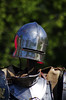 Don't lose your head (ORIONSM) Tags: helmet armour visor roundhead