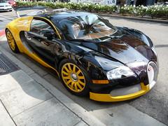 hollywood bugatti veyron