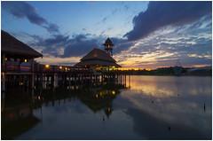 Pullman Lakeside Restaurant, Putrajaya.