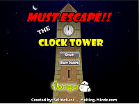 必須逃出:時鐘塔(Must Escape the Clock Tower)