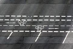 Bike Path, Berlin (L. Felipe Castro) Tags: city berlin germany photographer capital berlim alemanha fotografo luizfelipecastro luizfelipedasilvadecastro