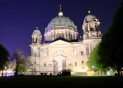 Berlin Cathedral (L. Felipe Castro) Tags: city berlin germany photographer capital berlim alemanha fotografo luizfelipecastro luizfelipedasilvadecastro