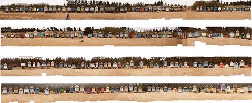 The Beach Huts, Wells-next-the-Sea