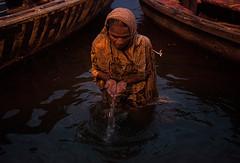 GangaMataDimitraKountiou12lowres (Dimitra Kountiou) Tags: india praying varanasi hinduism prayers ganges aarti devprayag gangamata motherganges