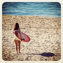 To the waves at Bondi #surf #atbondi #bondi #beach #surfer #girl #board #sand #sydney #seeaustralia (andy@atbondi) Tags: ocean travel tourism beach girl bondi square photography community surf waves surfer sydney australian australia visit retro shore squareformat nsw aussie iconic bondibeach earlybird bondivillage atbondi iphoneography instagramapp uploaded:by=instagram andysolo bondiimage bondipicture bondiphoto