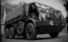 "Dutch Army DAF YA328 ""Dikke DAF"" truck 6X6 (PictureJohn64) Tags: 6x6 dutch truck army nikon traffic military transport historic commercial transportation bridgehead heavy forces bussum routier leger vrachtwagen dikke lastwagen daf lkw historique oorlog historisch histrico zwaar vervoer lastbil fuerzas 3ton voertuigen krig 2013 lastebil landmacht historisk terrestres crailo ya328 d5100 landstreitkrfte picturejohn64 landstyrker"