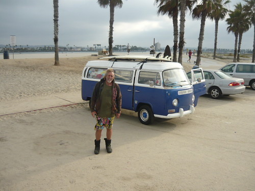 My father purchased this Westy in 1970 in Encinitas